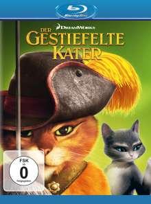 Der gestiefelte Kater (2011) (Blu-ray), Blu-ray Disc
