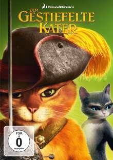Der gestiefelte Kater (2011), DVD