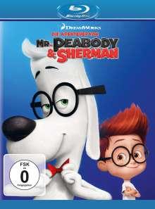 Die Abenteuer von Mr. Peabody & Sherman (Blu-ray), Blu-ray Disc