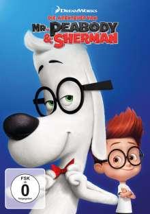 Die Abenteuer von Mr. Peabody & Sherman, DVD
