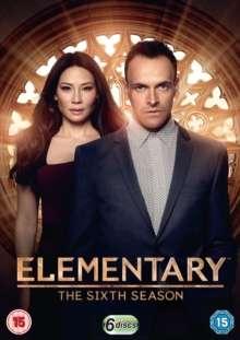 Elementary Season 6 (UK Import), 6 DVDs
