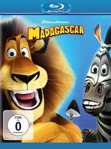 Madagascar (Blu-ray), Blu-ray Disc