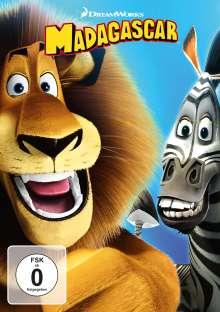 Madagascar, DVD