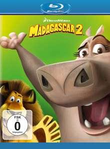 Madagascar 2 (Blu-ray), DVD