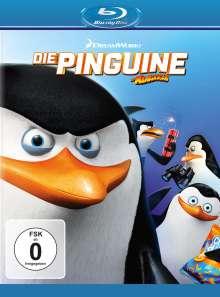 Die Pinguine aus Madagascar (Blu-ray), Blu-ray Disc