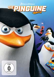 Die Pinguine aus Madagascar, DVD