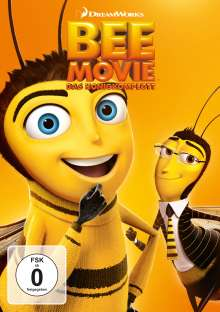 Bee Movie - Das Honigkomplott, DVD