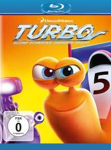 Turbo (Blu-ray), Blu-ray Disc