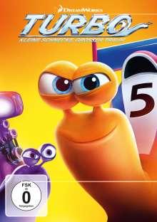 Turbo, DVD