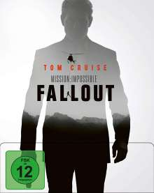Mission: Impossible 6 - Fallout (Blu-ray im Steelbook), Blu-ray Disc
