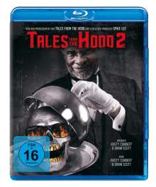 Tales from the Hood 2 (Blu-ray), Blu-ray Disc