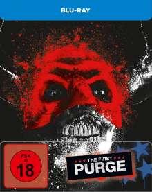 The First Purge (Blu-ray im Steelbook), Blu-ray Disc