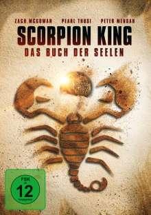Scorpion King 5: Das Buch der Seelen, DVD