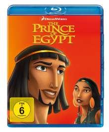 Der Prinz von Ägypten (Blu-ray), Blu-ray Disc