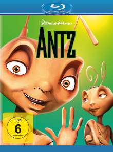 Antz (Blu-ray), Blu-ray Disc