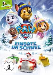Paw Patrol: Einsatz im Schnee, DVD