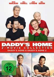 Daddy's Home 1 & 2, 2 DVDs