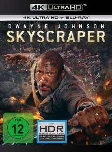 Skyscraper (Ultra HD Blu-ray & Blu-ray), Ultra HD Blu-ray