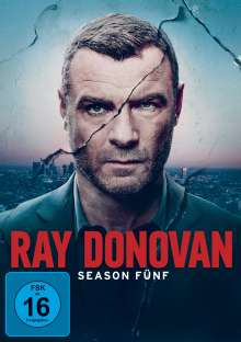 Ray Donovan Staffel 5, 4 DVDs