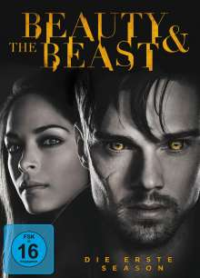 Beauty and the Beast Season 1, 6 DVDs