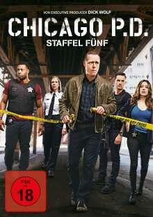 Chicago P. D. Season 5, 6 DVDs