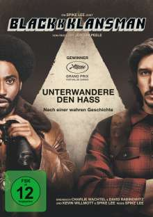 BlacKkKlansman, DVD