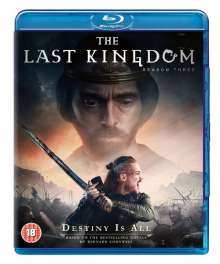 The Last Kingdom Season 3 (Blu-ray) (UK Import), 4 Blu-ray Discs
