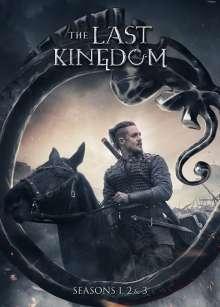 The Last Kingdom Season 1-3 (UK Import), 10 DVDs
