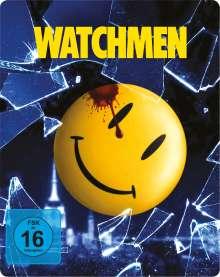 Watchmen - Die Wächter (Blu-ray im Steelbook), Blu-ray Disc