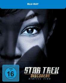 Star Trek Discovery Staffel 1 (Blu-ray im Steelbook), 4 Blu-ray Discs
