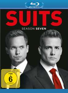 Suits Season 7 (Blu-ray), 4 Blu-ray Discs