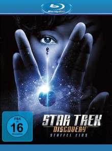 Star Trek Discovery Season 1 (Blu-ray), 4 Blu-ray Discs