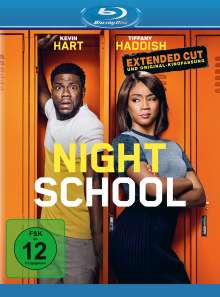 Night School (Blu-ray), Blu-ray Disc