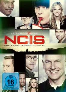 Navy CIS Season 15, 6 DVDs
