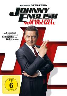 Johnny English - Man lebt nur dreimal, DVD
