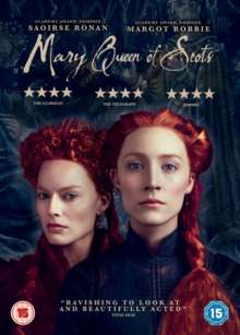 Mary Queen Of Scots (2018) (UK Import), DVD