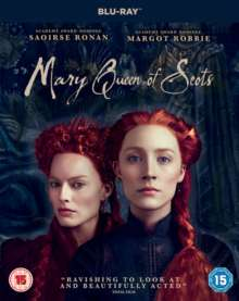 Mary Queen Of Scots (2018) (Blu-ray) (UK Import), Blu-ray Disc