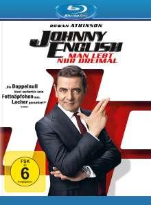 Johnny English - Man lebt nur dreimal (Blu-ray), Blu-ray Disc