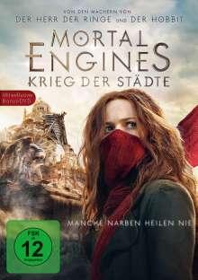 Mortal Engines: Krieg der Städte, 2 DVDs