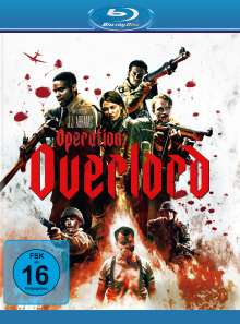 Operation: Overlord (Blu-ray), Blu-ray Disc