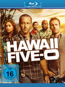 Hawaii Five-O (2011) Season 8 (Blu-ray), 5 Blu-ray Discs