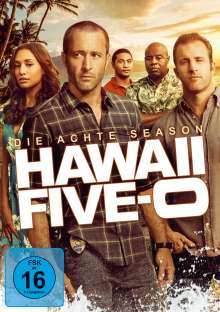 Hawaii Five-O (2011) Season 8, 6 DVDs