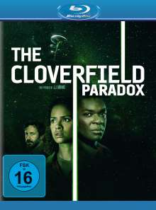The Cloverfield Paradox (Blu-ray), Blu-ray Disc