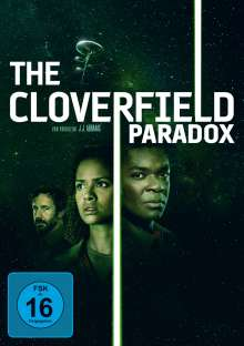 The Cloverfield Paradox, DVD