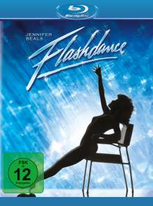Flashdance (Blu-ray), Blu-ray Disc