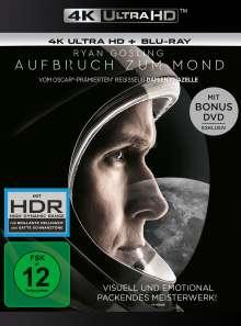 Aufbruch zum Mond (Ultra HD Blu-ray & Blu-ray), Ultra HD Blu-ray