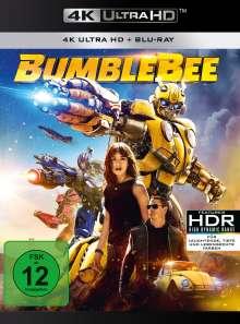 Bumblebee (Ultra HD Blu-ray & Blu-ray), 1 Ultra HD Blu-ray und 1 Blu-ray Disc