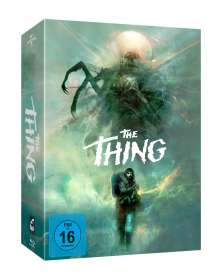 The Thing (Deluxe Edition) (Blu-ray), 3 Blu-ray Discs