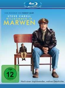 Willkommen in Marwen (Blu-ray), Blu-ray Disc