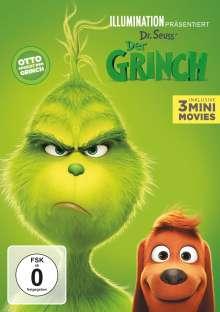 Der Grinch (2018), DVD